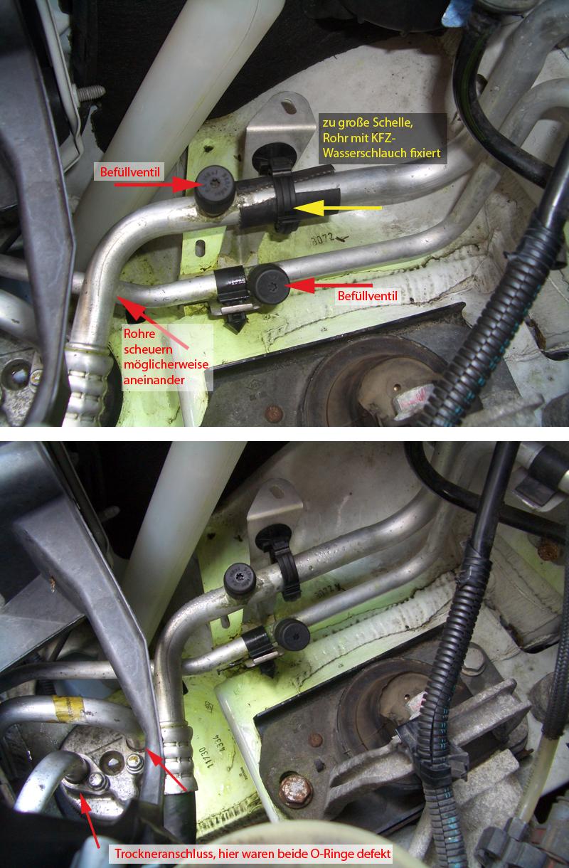 Nett Schaltplan Für Klimaanlage Des Autos Fotos - Elektrische ...